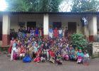 Dadade Ashram Shala Girls Medical Camp