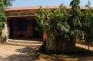 Zilla Parishad School at Janathe Pada, Vikramgadh, Dist Thane.