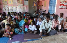 Positive response from parents of children from Janathepada school