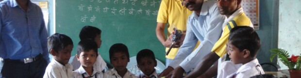 Khandeghar-Toplepada Parents Meeting