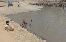 This new lake for all 12 months around, is such a joy for children and elders alike!