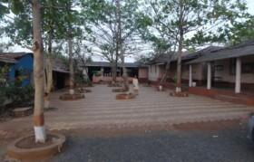 Beautiful hostel area in Bilpudi managed by Kokiben/Bhikhubhai