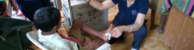 Medical Camp & Blood Test – Phase 2