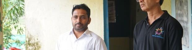 School Visit to Talyachapada and Kaspada