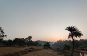 New dawn at Kaspada - 26th Jan 2020